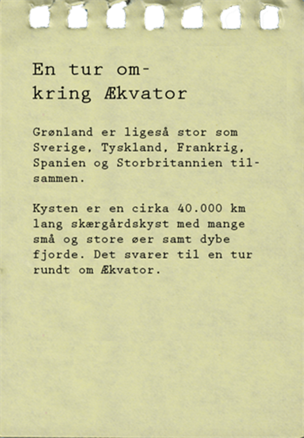 Note Aekvator